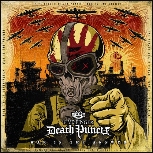 Five Finger Death Punch Hard To See profile picture