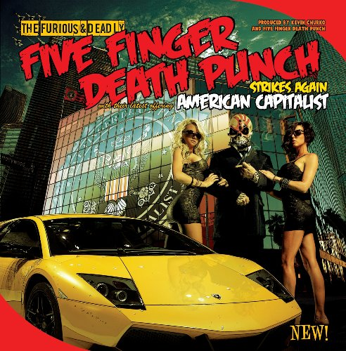 Five Finger Death Punch Wicked Ways profile picture