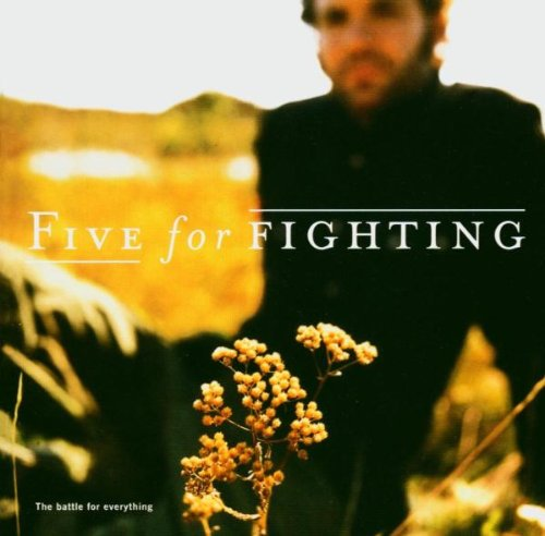 Five For Fighting NYC Weather Report profile picture