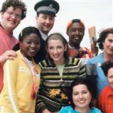Download Foster Paterson What's The Story In Balamory (theme from Balamory) Sheet Music arranged for 5-Finger Piano - printable PDF music score including 2 page(s)