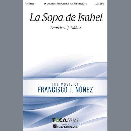 Francisco Nunez La Sopa de Isabel - Optional Percussion profile picture