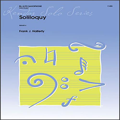 Frank J. Halferty Soliloquy - Eb Alto Saxophone profile picture