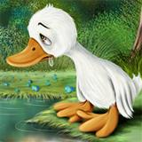 Download Frank Loesser The Ugly Duckling Sheet Music arranged for Easy Piano - printable PDF music score including 2 page(s)