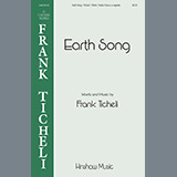 Download or print Earth Song Sheet Music Notes by Frank Ticheli for SSAA Choir