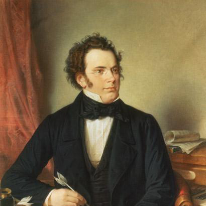 Franz Schubert Wandering pictures