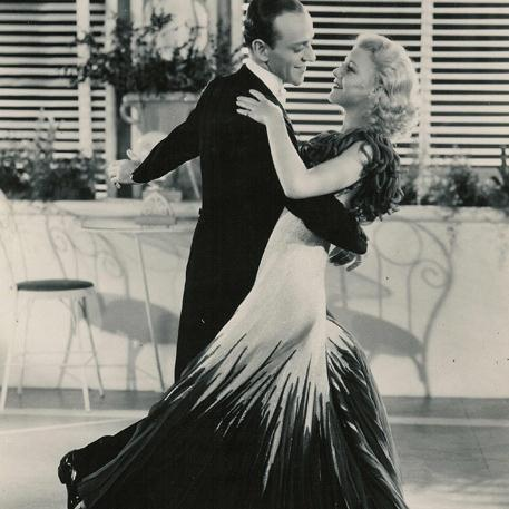 Fred Astaire & Ginger Rogers The Darktown Strutters' Ball profile picture
