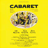 Download or print Maybe This Time (from Cabaret) Sheet Music Notes by Kander & Ebb for Piano