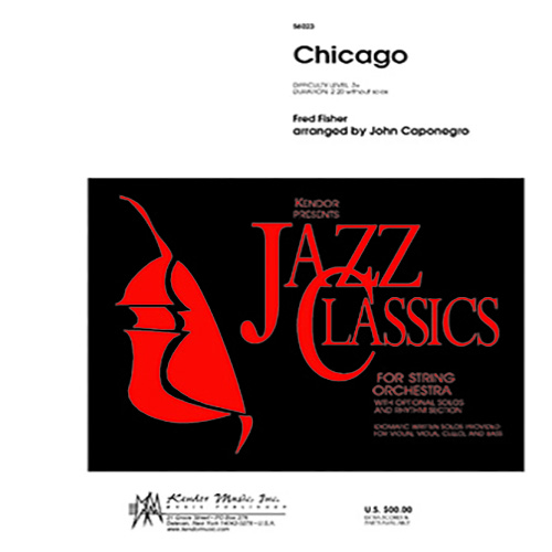 Fred Fisher Chicago - Full Score pictures