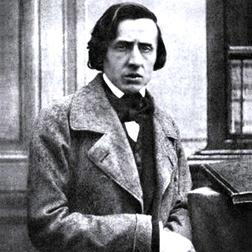 Download or print Themes from the Ballade in G minor Op. 23 Sheet Music Notes by Frederic Chopin for Piano