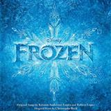 Download Frode Fjellheim & Christophe Beck Vuelie (from Disney's Frozen) Sheet Music arranged for Pro Vocal - printable PDF music score including 2 page(s)