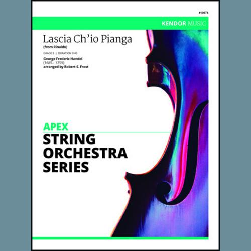 Frost Lascia Ch'io Pianga (from Rinaldo) - Violin 2 pictures