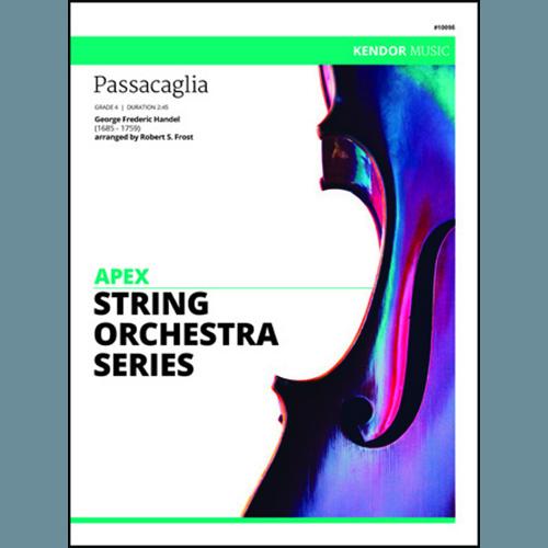 Frost Passacaglia - Violin 1 pictures