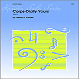 Download Funnell Corps-Dially Yours Sheet Music arranged for Percussion Solo - printable PDF music score including 2 page(s)