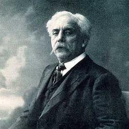 Download or print Cantique De Jean Racine Sheet Music Notes by Gabriel Fauré for Piano