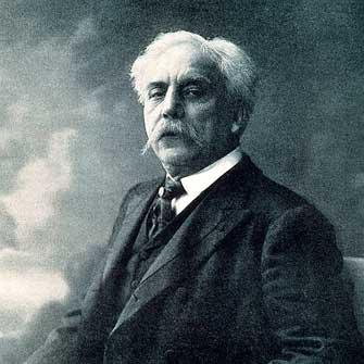 Gabriel Fauré Minuet From Clair De Lune profile picture