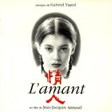 Download or print Nocturne (from L'Amant) Sheet Music Notes by Gabriel Yared for Piano