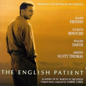 Gabriel Yared Read Me to Sleep (from The English Patient) pictures