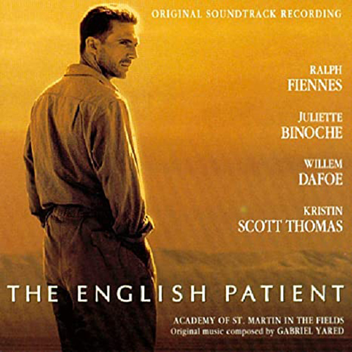 Gabriel Yared The English Patient profile picture