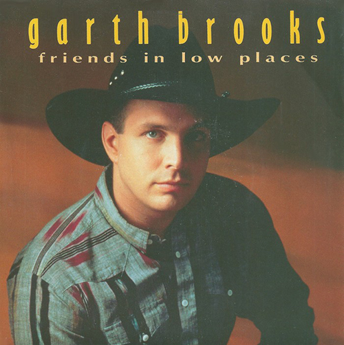 Garth Brooks Friends In Low Places profile picture