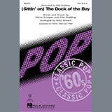 Download Gary Eckert (Sittin' On) The Dock Of The Bay Sheet Music arranged for TBB Choir - printable PDF music score including 9 page(s)