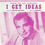 Download Julio C. Sanders I Get Ideas Sheet Music arranged for Accordion - printable PDF music score including 3 page(s)