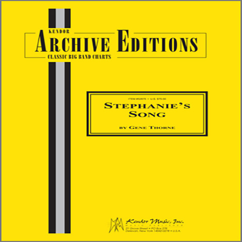 Gene Thorne Stephanie's Song - Drums profile picture