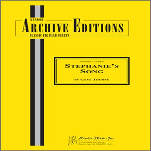 Gene Thorne Stephanie's Song - Eb Baritone Sax profile picture