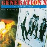Download Generation X King Rocker Sheet Music arranged for Lyrics & Chords - printable PDF music score including 3 page(s)