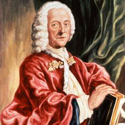 Download or print Fantasia Sheet Music Notes by Georg Philipp Telemann for Piano