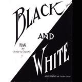 Download or print Black And White Rag Sheet Music Notes by George Botsford for Piano