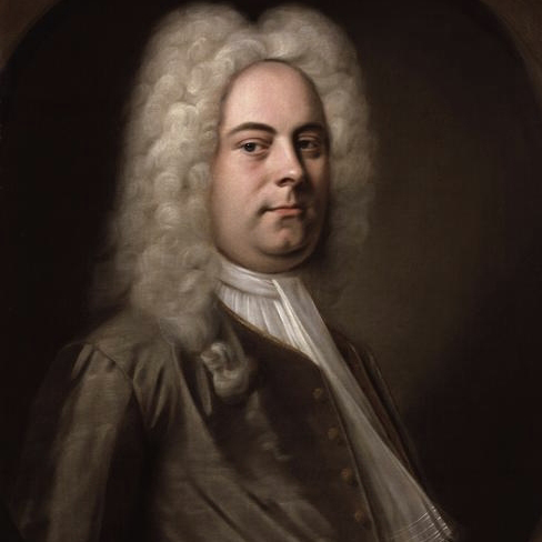 George Frideric Handel Air (from The Water Music Suite) pictures
