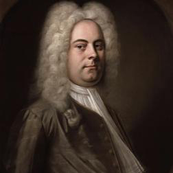 Download or print Harp Concerto in B Flat Sheet Music Notes by George Frideric Handel for Piano