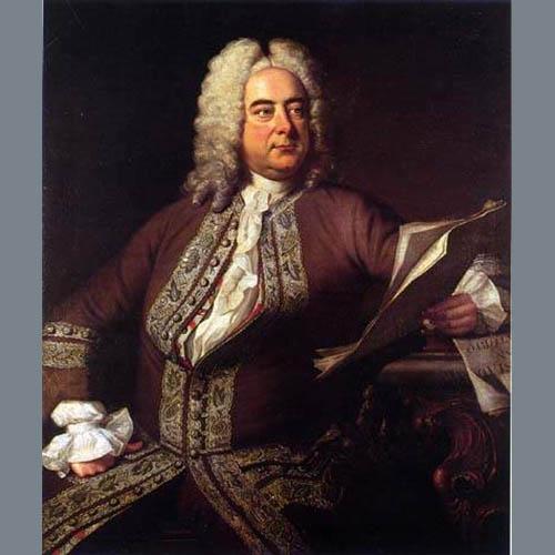 George Frideric Handel Se'l cor mai ti dirá profile picture