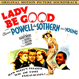Download George Gershwin Oh, Lady, Be Good Sheet Music arranged for Lead Sheet / Fake Book - printable PDF music score including 1 page(s)