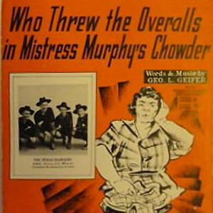 George L. Giefer Who Threw The Overalls In Mrs. Murphy's Chowder profile picture