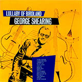 Download or print Lullaby Of Birdland Sheet Music Notes by George Shearing for Piano