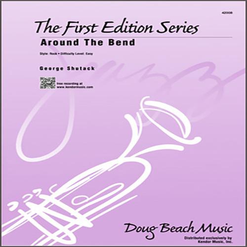 George Shutack Around The Bend - 1st Eb Alto Saxophone profile picture