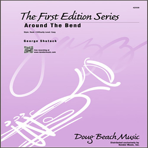 George Shutack Around The Bend - Bb Clarinet profile picture