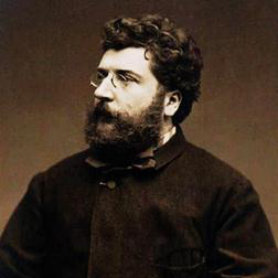 Download or print Habanera Sheet Music Notes by Georges Bizet for Piano