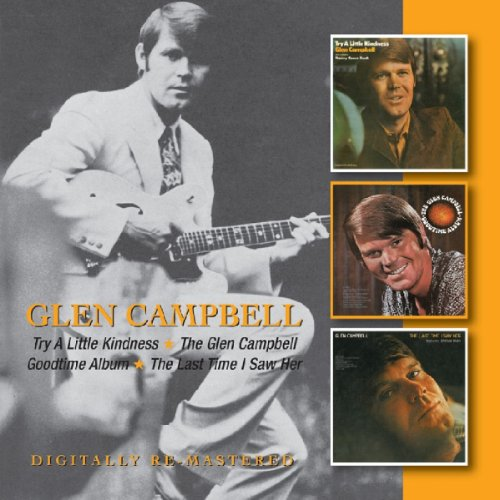 Glen Campbell Dream Baby (How Long Must I Dream) pictures