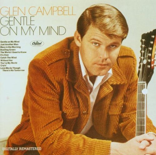 Glen Campbell Gentle On My Mind profile picture