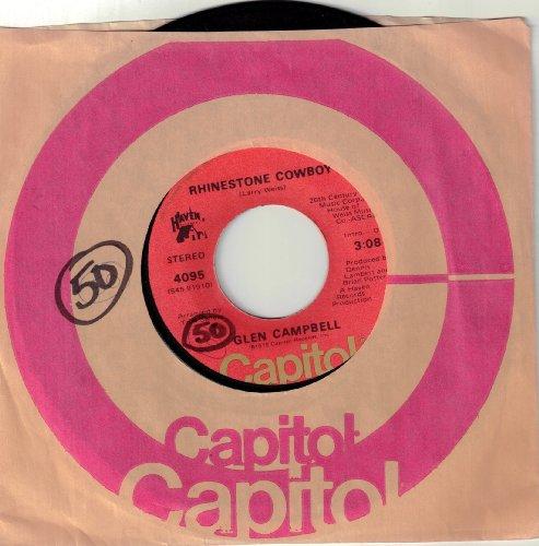 Glen Campbell Rhinestone Cowboy profile picture