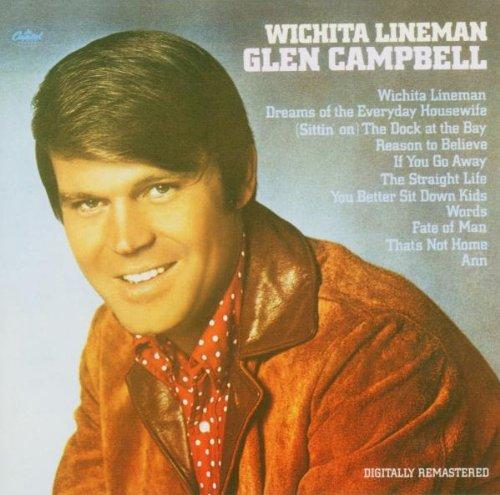 Glen Campbell Wichita Lineman profile picture