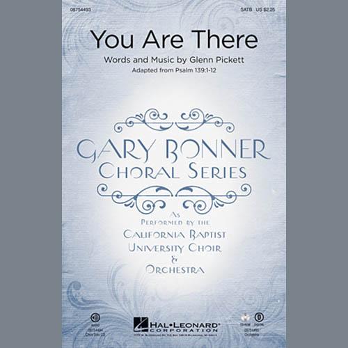 Glenn Pickett You Are There - Violin 1 profile picture