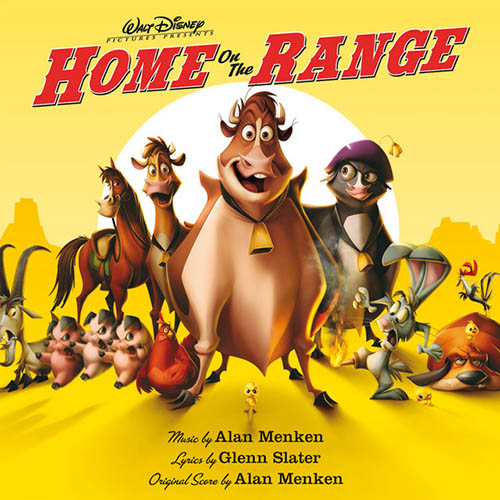 Glenn Slater (You Ain't) Home On The Range - Main Title profile picture