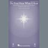 Download Gloria Shayne Do You Hear What I Hear (arr. Craig Courtney) Sheet Music arranged for SSAA - printable PDF music score including 15 page(s)