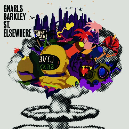 Gnarls Barkley Smiley Faces pictures