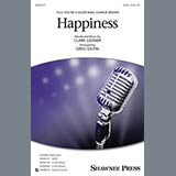 Download Greg Gilpin Happiness Sheet Music arranged for 3-Part Mixed - printable PDF music score including 8 page(s)