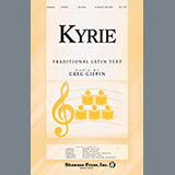Download Greg Gilpin Kyrie Sheet Music arranged for 2-Part Choir - printable PDF music score including 7 page(s)