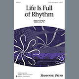 Download or print Life Is Full Of Rhythm Sheet Music Notes by Greg Gilpin for 4-Part